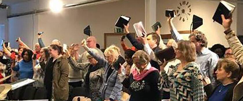 Lyst til å begynne på bibelskole?